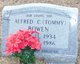 "Profile photo:  Alfred C. ""Tommy"" Bowen"