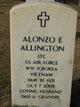 Profile photo:  Alonzo E Allington