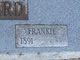 "Frances Estelle ""Frankie"" <I>Haynes</I> Beveard"