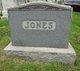 Profile photo:  Jones