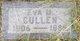 Eva M <I>Gaub</I> Cullen