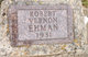 Robert Vernon Ehman