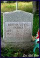Profile photo:  Bertha Ethyl <I>Robinson</I> Barnes