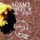 Profile photo:  Ernest W. Adams