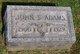 John S Adams