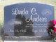 Profile photo:  Linda Carol Anders