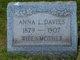 """Anna Louise """"Annie"""" <I>Grace</I> Davies"""