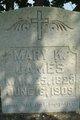 Profile photo:  Mary Catherine <I>Goffinet</I> James