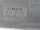 Simon Cole