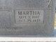 Martha <I>Bos</I> Cole