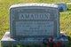 Profile photo:  Anna Matilda <I>McLean</I> Amadon