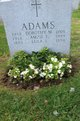 Profile photo:  Dorothy <I>Riordan</I> Adams