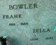 Profile photo:  Zella Bowler