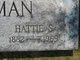 Profile photo:  Hattie R <I>Stevens</I> Ammerman
