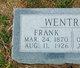 Frank Wentrcek