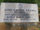 "John Calvin ""Pete"" Adams"
