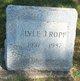 Lyle J Ropp
