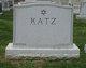 Profile photo:  Bertha <I>Newman</I> Katz