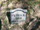 Flora Ann <I>Hogle</I> Dow