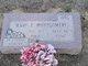 Mary Etta <I>Paulson</I> Montgomery