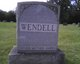 Estella Virginia <I>Wendell</I> Thomas