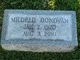 Mildred <I>Donovan</I> Bailey