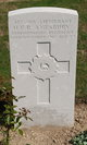 2nd Lt Hugh Frederick Raleigh <I> </I> Amesbury