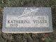 Katherine <I>Brink</I> Visser