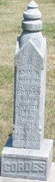 Profile photo:  Amy R Cordes
