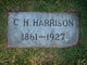 Profile photo:  Charles Henry Harrison