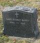 Mary <I>Hurney</I> Barry