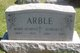 Profile photo:  Marie <I>Murphy</I> Arble