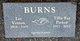 Lee Vernon Burns