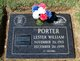 Lester William Porter, I