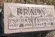 Profile photo:  Addie M. Brady