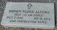 Sidney Floyd Alford