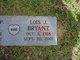 Lois Isabelle <I>Jones</I> Bryant