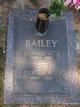 Jessie Marie <I>Goar</I> Bailey