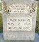 Jack Marion