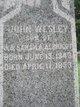 Profile photo:  John Wesley Albright