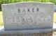 Mattie Lou <I>Powell</I> Baker
