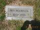"""Benjamin F """"Ben"""" Holbrook"""