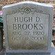 Hugh D Brooks