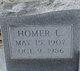 Homer L Brooks