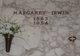 """Margaret """"Peg"""" <I>Ahern</I> Irwin"""