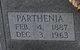 Parthenia Coggins