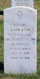 Profile photo:  Henry Aadland