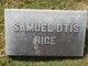 Profile photo:  Samuel Otis Bice
