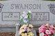 Profile photo:  Buna F Swanson