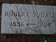 Robert Sudall